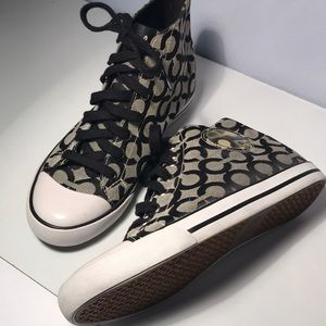 Coach Converse Sneakers